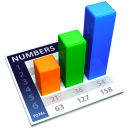 numbers file icon